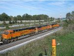Triple BNSF
